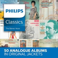 Philips Classics The Stereo Years 古典交响乐50张音乐CD套装
