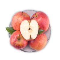 优选100 美国进口华盛顿加力果 苹果8个装 单果重约130-180g  新鲜水果