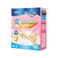 英氏(Engnice)钙铁锌营养米粉225g