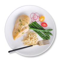 圣农4度健身鸡胸肉 健身蒸煮鸡扒 鸡排 女神款 含黑椒酱共121g