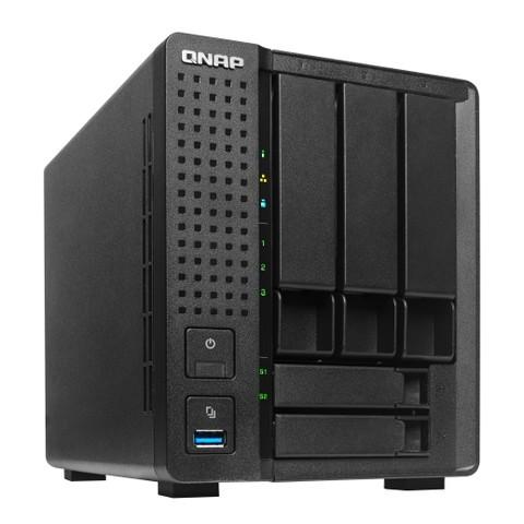 QNAP 威联通 TS-551 5盘位 NAS网络存储器服务器